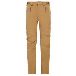 Pantaloni Ski Femei The North Face Aboutaday Pant British Khaki Regular (Maro)
