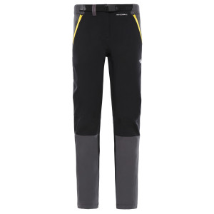 Pantaloni Drumetie Femei The North Face Diablo Ii Tnf Black/Weathered Black Regular (Negru)