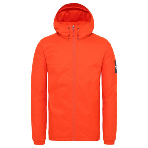 Geaca Barbati The North Face Mountain Quest Insulated Jkt Tangerine Tango (Portocaliu)