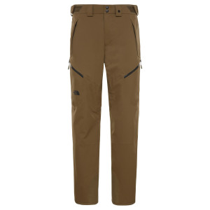 Pantaloni Ski Barbati The North Face Chakal Pants Military Olive Regular (Kaki)