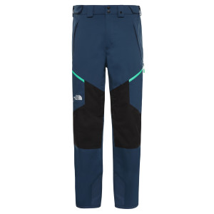 Pantaloni Ski Barbati The North Face Chakal Pants Blue Wing/Black Regular (Bleumarin)