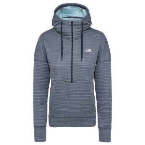 Hanorac Femei The North Face Hikesteller Pullover Urban Navy/Wind (Bleumarin)