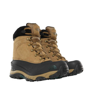 Ghete Barbati The North Face Chilkat Iii British Khaki/Tnf Black (Kaki)