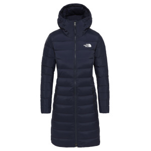 Haina Puf Femei The North Face Stretch Down Parka Urban Navy (Bleumarin)