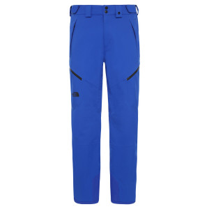 Pantaloni Ski Barbati The North Face Chakal Pants Tnf Blue Regular (Albastru)