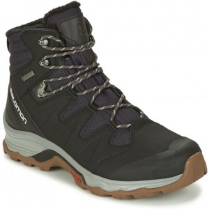 Incaltaminte Hiking Salomon Quest Winter GTX M Gri