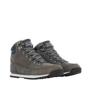 Ghete Barbati The North Face Back To Berkeley Redux Leather Zinc Grey/Ebony Grey (Gri)