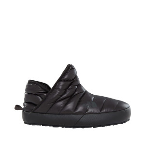Papuci Femei The North Face Thermoball Traction Bootie Shiny Tnf Black  (Negru)