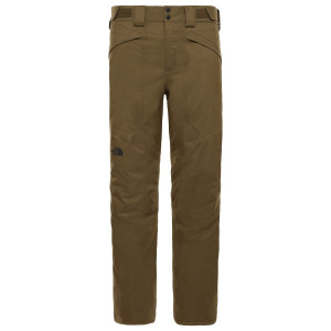Pantaloni Ski Barbati The North Face Presena Pants Military Olive Regular (Kaki)