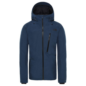 Geaca Ski Barbati The North Face Descendit Jkt Blue Wing Teal (Albastru)