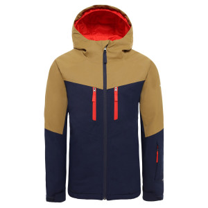 Geaca Ski Copii The North Face Boy'S Chakal Insulated Jkt Montague Blue (Bleumarin)
