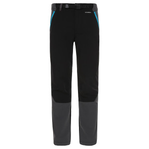 Pantaloni Drumetie Barbati The North Face Diablo Ii Tnf Black/Blue Regular (Negru)