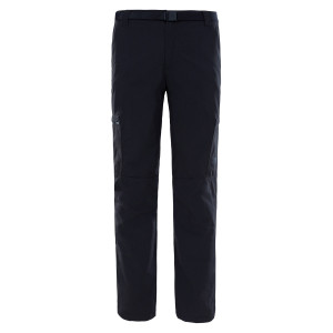 Pantaloni Drumetie Barbati The North Face Winter Exploration Cargo Tnf Black (Negru)