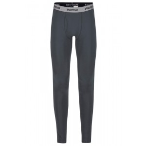 Pantaloni First Layer Ski Barbati Marmot Lightweight Kestrel Negru