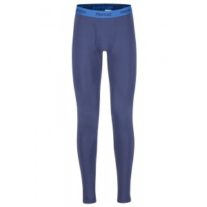 Pantaloni First Layer Ski Barbati Marmot Lightweight Kestrel Bleumarin