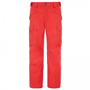 Pantaloni Schi si Snowboard The North Face M Gatekeeper Rosu