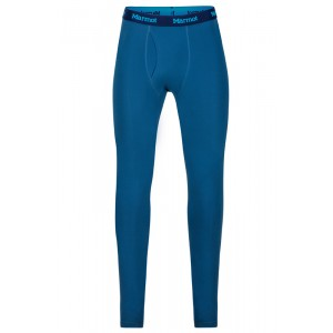 Pantaloni First Layer Marmot Kestrel Tight M Albastru