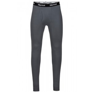 Pantaloni First Layer Marmot Harrier Tight M Gri Inchis