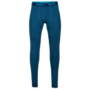 Pantaloni First Layer Marmot Harrier Tight M Albastru