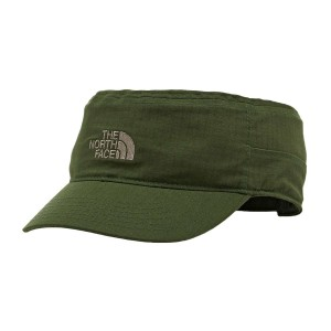 Sapca The North Face Logo Military Hat English Green (Verde)