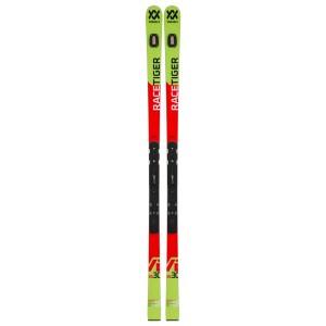 Skiuri fara legaturi Barbati Volkl Racetiger GS R 30 2019 Rosu / Verde