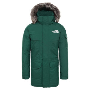 Geaca Barbati The North Face Mcmurdo Night Green (Verde)