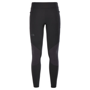 Pantaloni Drumetie Femei The North Face Hybrid Hike Tight Tnf Black/Tnf Black (Negru)