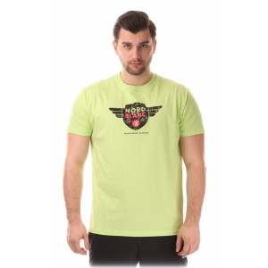 Tricou Nordblanc Aviation Supersoft Cotton M Verde