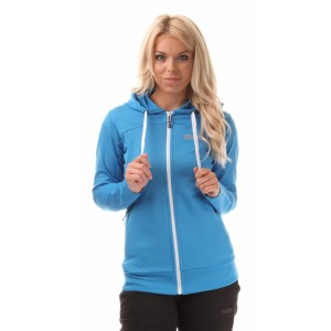Hanorac Nordblanc Habit Powerfleece W Albastru