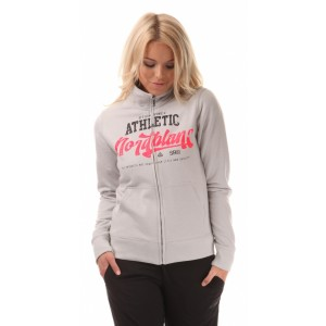 Bluza Nordblanc Athletes Cotton Sweat W Gri Deschis