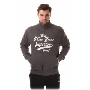 Bluza Nordblanc Superior Cotton Sweat M Gri
