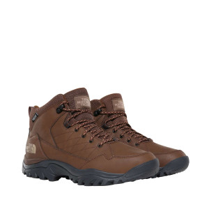 Ghete Drumetie Barbati The North Face Storm Strike 2 Waterproof Carafe Brown/Ebony Grey (Maro)