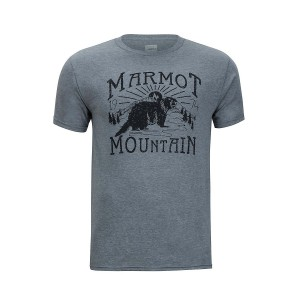 Tricou Barbati Marmot Sunrise Marmot x Thread Gri
