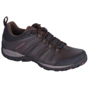 Pantofi Barbati Columbia Woodburn II Waterproof Maro