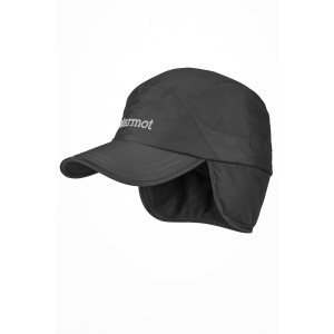Sapca Hiking Marmot PreCip Insulated Baseball Cap Negru