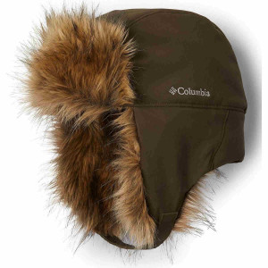 Caciula Unisex Columbia Winter Challenger Trapper Verde