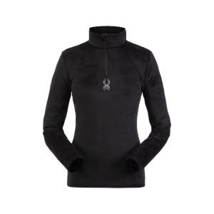 Bluza Ski Femei Spyder Shimmer Black (Negru)
