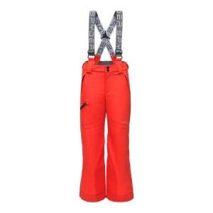 Pantaloni Ski Copii Spyder Propulsion Rosu