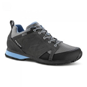 Pantofi Drumetie Femei Trezeta Petra Waterproof Grey/Lavander (Gri)