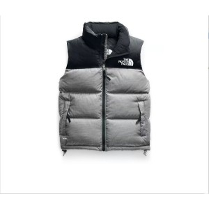 Vesta Puf Femei The North Face 1996 Retro Nuptse Vs Tnf Medium Grey (Gri)