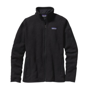 Polar Femei Hiking Patagonia Better Sweater Negru