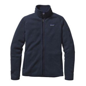 Polar Femei Hiking Patagonia Better Sweater Bleumarin