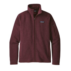 Polar Femei Hiking Patagonia Better Sweater Visiniu