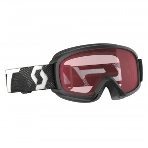 Ochelari Ski si Snowboard Juniori Scott Witty Black / Illuminator
