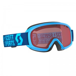 Ochelari Ski si Snowboard Juniori Scott Witty Blue / Amplifier