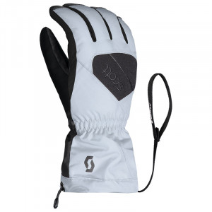 Manusi Ski Femei Scott Ultimate Gtx Black/Silver White