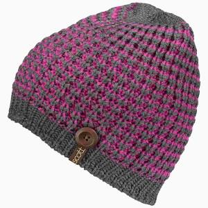 Caciula Femei Scott Mtn 30 Dark Grey Melange/Virtual Pink