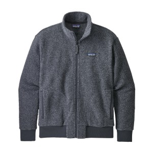 Polar Barbati Hiking Patagonia Woolyester Fleece Gri