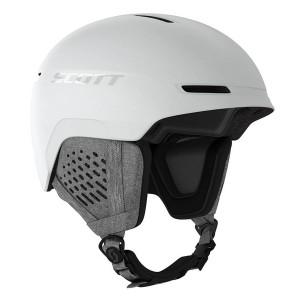 Casca Ski Unisex Scott Track White