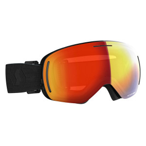 Ochelari Ski Unisex Scott Lcg Evo Black/Enhancer Red Chrome
